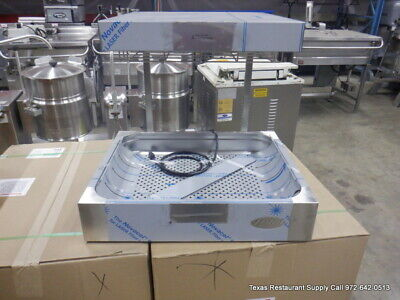 Hatco Grfhs-pt26 26 Glo-ray Countertop Fry Holding Station