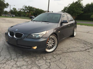 2008 BMW 528i M Sport Package Fully Loaded 9500OBO$