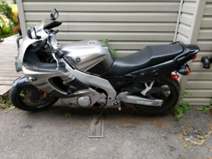 2003 yamaha yzf600 ....try your trades.....swap/trade