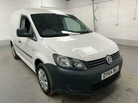 VOLKSWAGEN CADDY 1.6 C20 TDI STARTLINE *BUY TODAY ON FINANCE FROM £166 P/M*