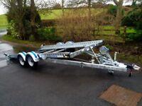 Car transporter tilt bed trailer 14x6,2 Dale Kane
