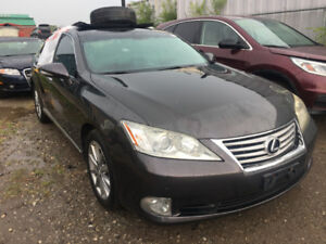 2011 Lexus ES350 Ultra premium just in for sale at Pic N Save!
