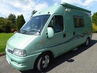 Timberland Freedom XL 2 berth Execpack end washroom campervan for sale Ref 12030