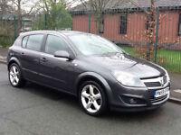 Vauxhall/Opel Astra 1.8i 16v ( 140ps ) ( Exterior pk ) 2008MY SRi
