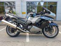 2011 Kawasaki ZZR1400 Fantastic Condition 13,656 Miles FSH HPI Clear