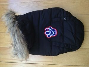 New Canada Pooch coat jacket for 8lb (Goose Style)