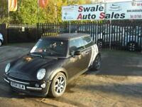 2004 04 MINI 1.6 COOPER SOLD AS SPARES OR REPAIRS