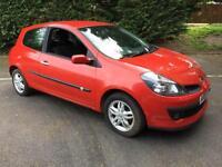2006 Renault Clio 1.4 16v 98 ( a/c ) Dynamique PETROL