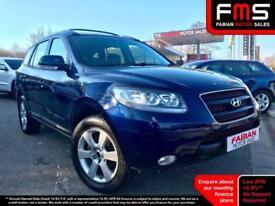 2010 Hyundai Santa Fe 2.2CRTD ( IV ) CDX **Only 54,000 Miles - Service History**