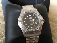 Genuine Tag Heuer Men's Professional 2000 Series Divers Watch - 200m - Quartz