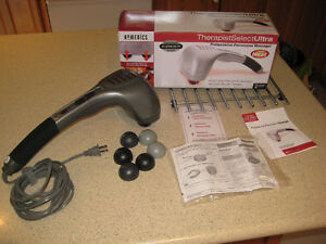Homedics Professional Percussion Massager with Heat