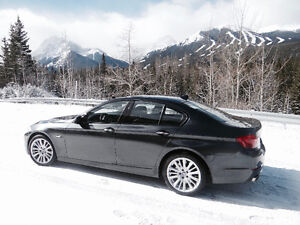 2011 BMW 5-Series 550i xDrive Sedan
