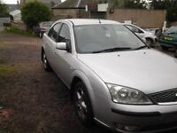 Ford Mondeo 1.8 2006.5MY Edge