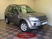 2012 Land Rover Freelander 2 2.2Td4 GS 1 Previous Owner