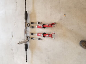 2006-2008 dodge ram 1500 off road struts sway bar links