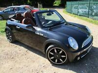 2008 MINI CONVERTIBLE COOPER SIDEWALK * LEATHER * CRUISE * CONVERTIBLE PETROL