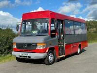 Mercedes-Benz VARIO 814D 4 X 2 Mini Bus
