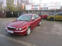 2003 JAGUAR X-TYPE 2.1 V6 4 DOOR