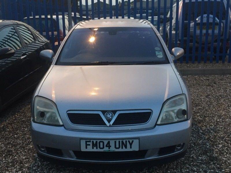 Vauxhall Vectra diesel auto