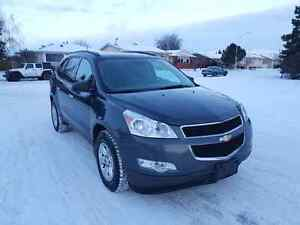 2012 Chevrolet Traverse AWD SUV 7 Passenger only $9000