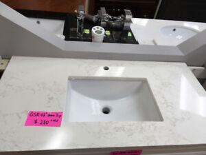 demo vanity countertops on great SALE now!!!