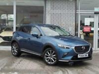 2018 Mazda CX-3 2.0 Sport Nav + 5dr Hatchback Hatchback Petrol Manual