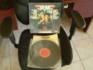 cd & vinyl filmtop gun/ beverly hills cop 2/elvis gold