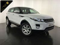 2012 62 RANGE ROVER EVOQUE PURE ED4 DIESEL 1 OWNER SERVICE HISTORY FINANCE PX