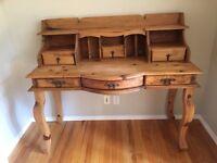 Reduced! Rustic pine furniture