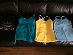 REDUCED - Lu Lu Lemon and various other athletic name brands