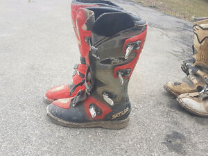 MX riding boots for sale