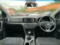 2018 Kia Sportage 1.6 GDi ISG 1 5dr Estate Estate Petrol Manual