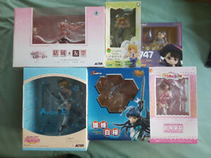 Anime scale figures for sale *updated 06/01/2019*