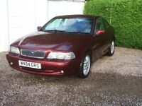 Volvo C70 Excellent Low Miles Long Mot PX Swap