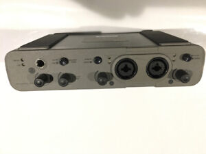 Avid Fast Track Duo A/D Interface