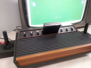 Atari 2600 Console used good condition with over 20 games
