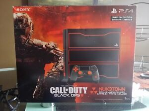 Limited edition 1TB Black Ops 3 bundle package London Ontario image 3