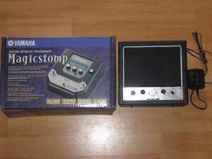 Magicstomp Stereo Digital Effects Processor for Bass Guitar& Amp