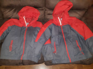Boys Winter and Spring  Coats