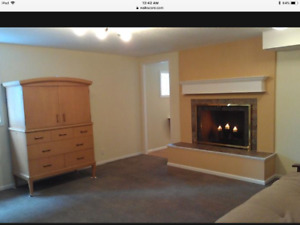 Bachelor suite with separate Kitchen, Maplewood area