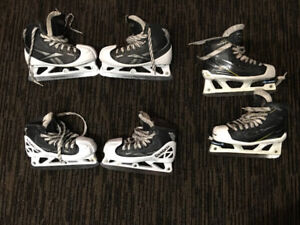 Youth and Jr Goalie Skates