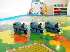 Thomas wooden trains