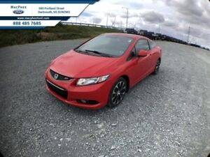 2013 Honda Civic Coupe Si  - Navigation -  Sunroof