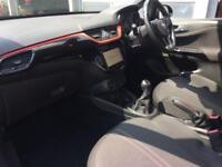 2015 Vauxhall Corsa 1.2 Sri 3dr P139r 3 door Hatchback