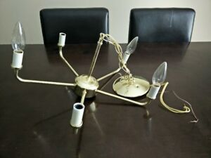 Candle Chandelier - MOVING SALE!