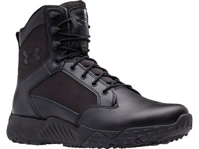 "Boots - Under Armour Men's Stellar 8"" Tactical Boots, Black"
