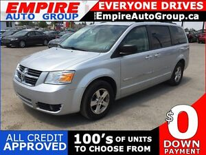 2008 DODGE GRAND CARAVAN * 7 PASSENGER * LOANS FOR ALL CREDIT