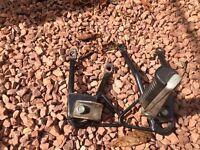 Rmr 125 rear hangers