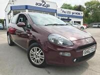 2012 Fiat PUNTO EASY Manual Hatchback