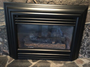 VALOR LEGEND G3 INSERT GAS FIREPLACE & CHIMNEY LINER